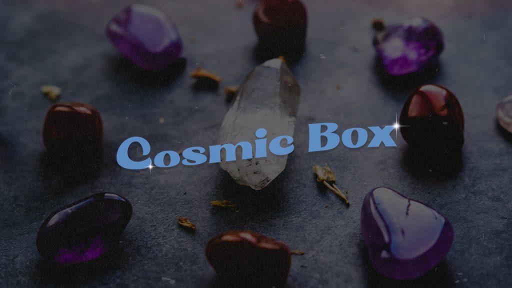 Cosmix Box, webshop voor spirituele -en persoonlijke ontwikkeling.
