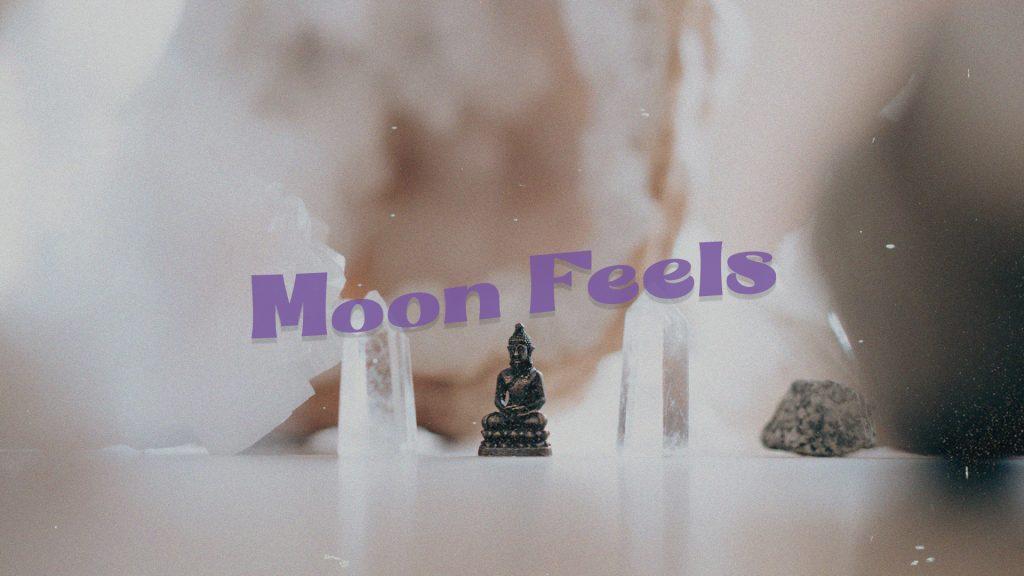 Moon Feels, webshop voor persoonlijke en spirituele groei.