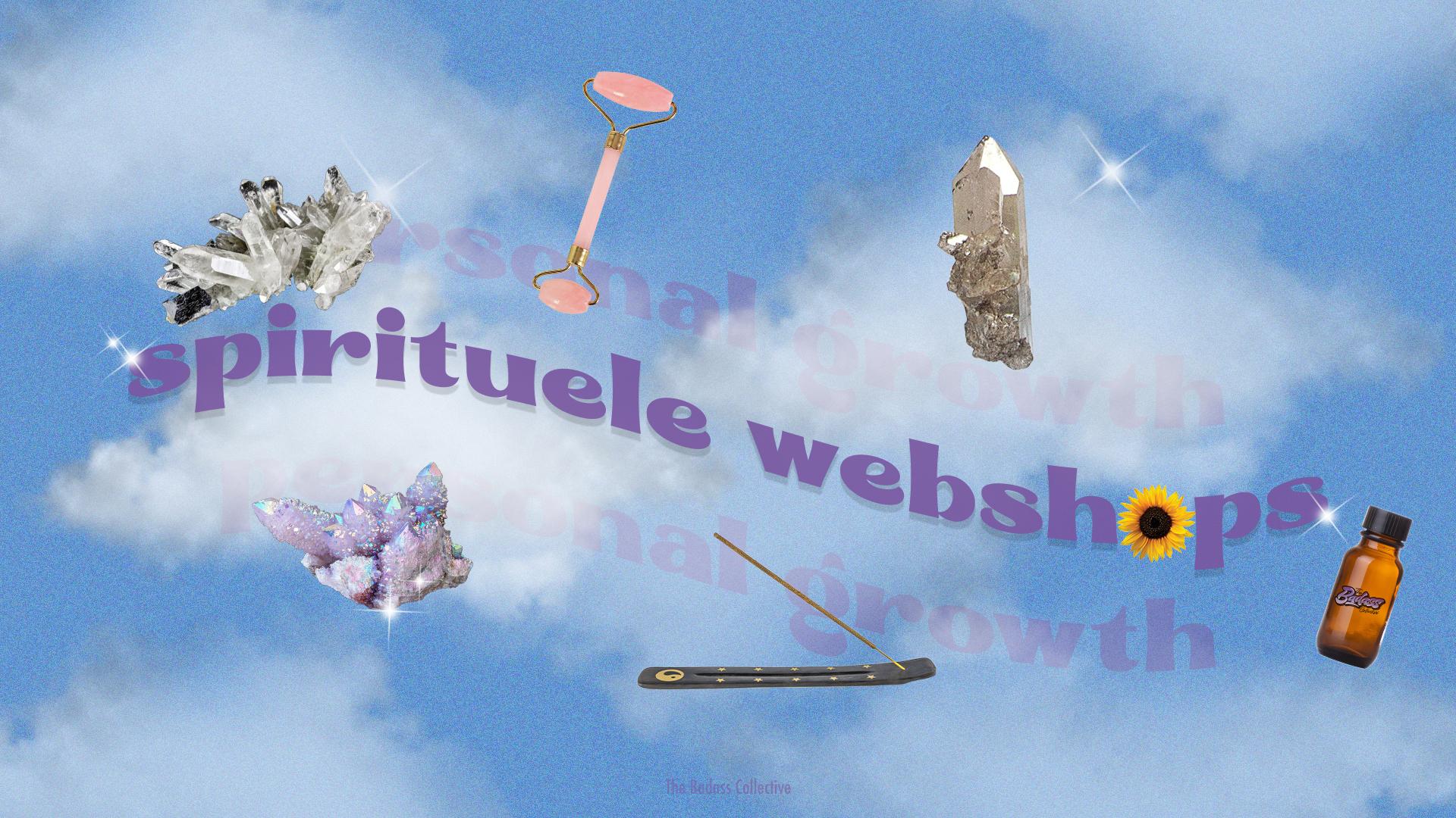 Spirituele Webshops