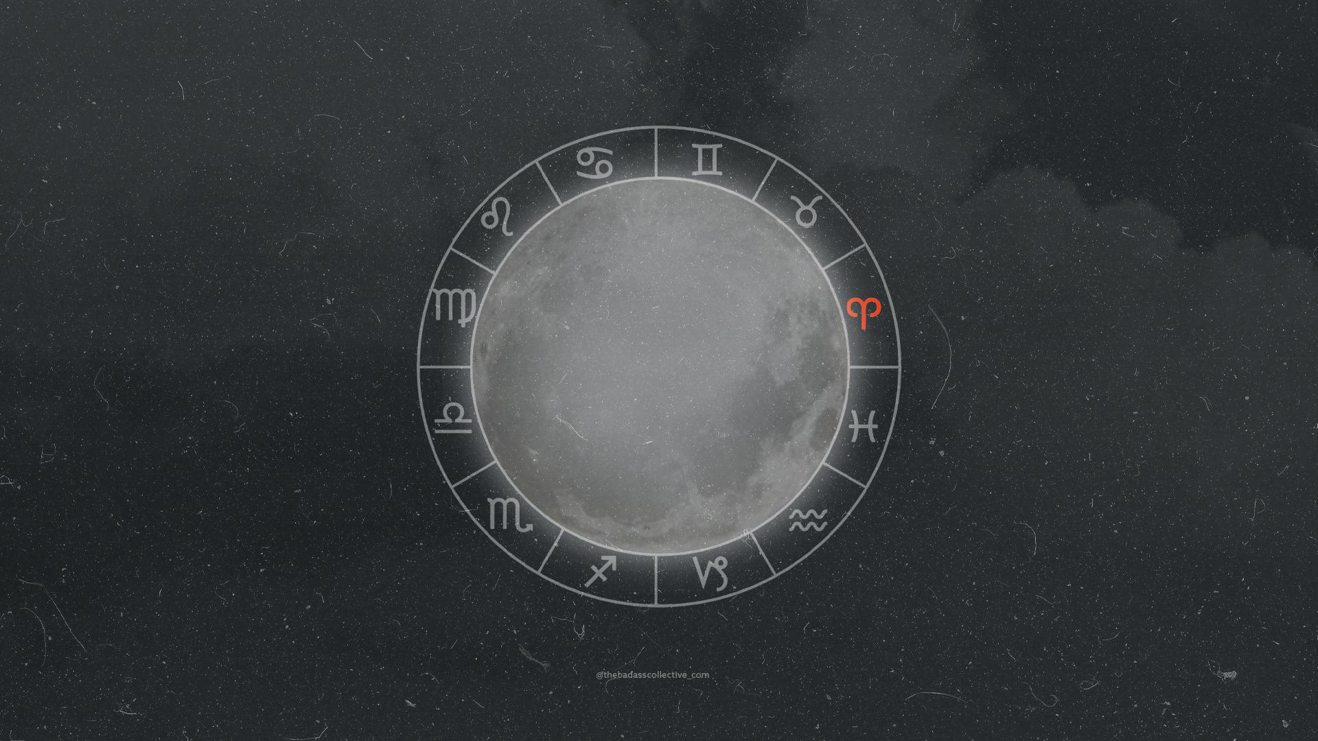 Volle Maan In Ram