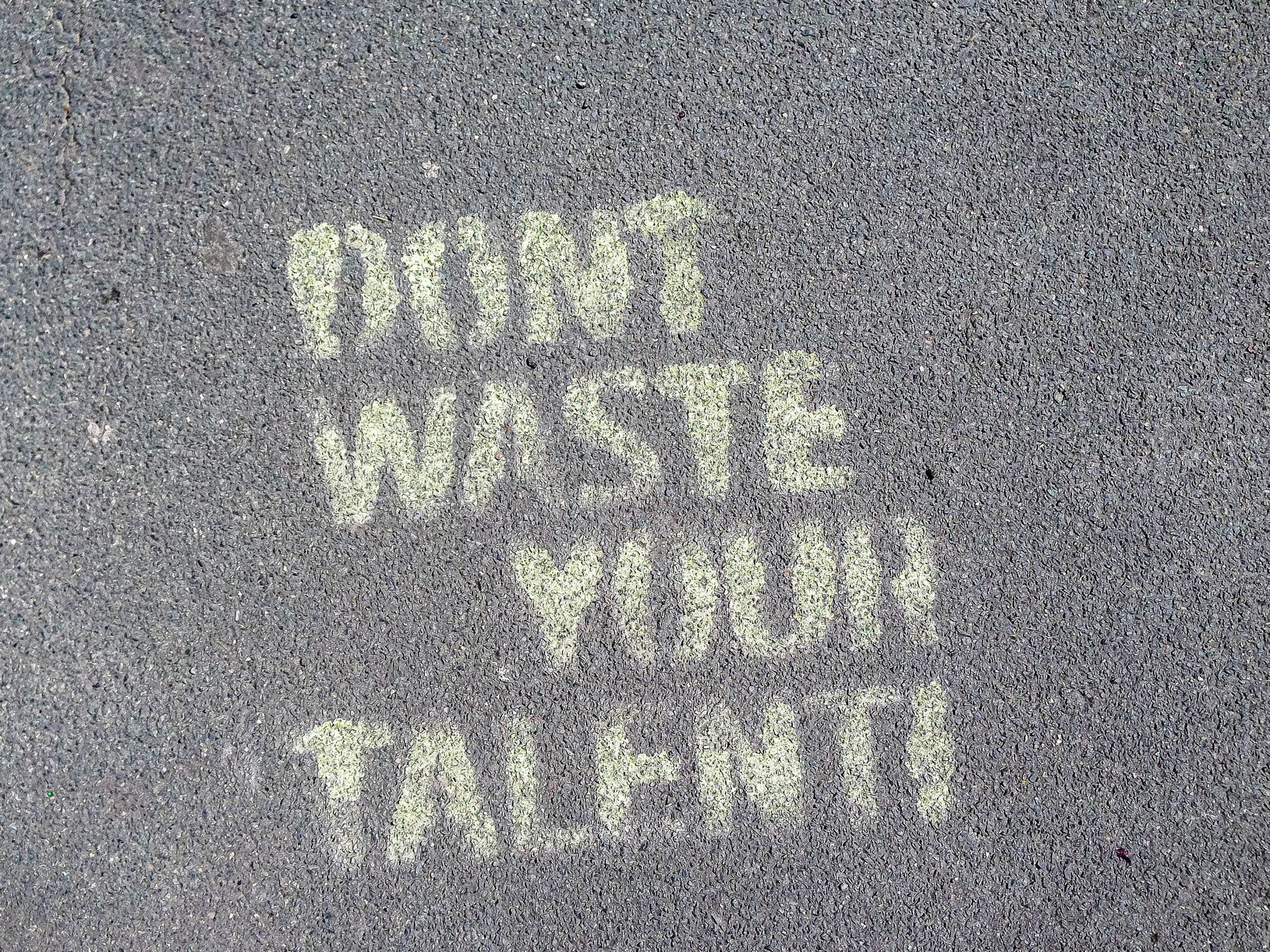 Cut The Crap En Ontdek Jouw Talenten!