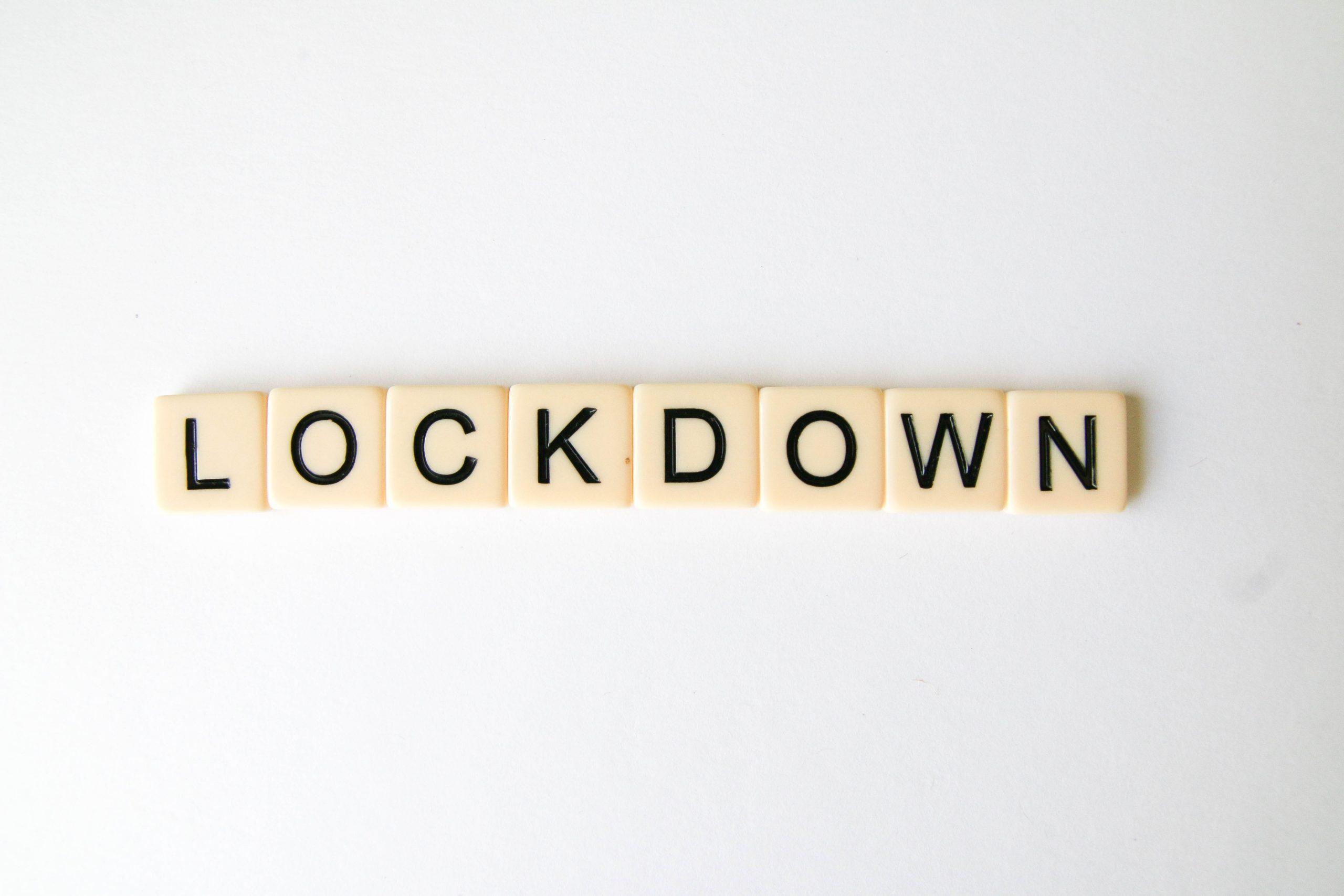 Lockdown-last We Zitten Er Allemaal Doorheen.
